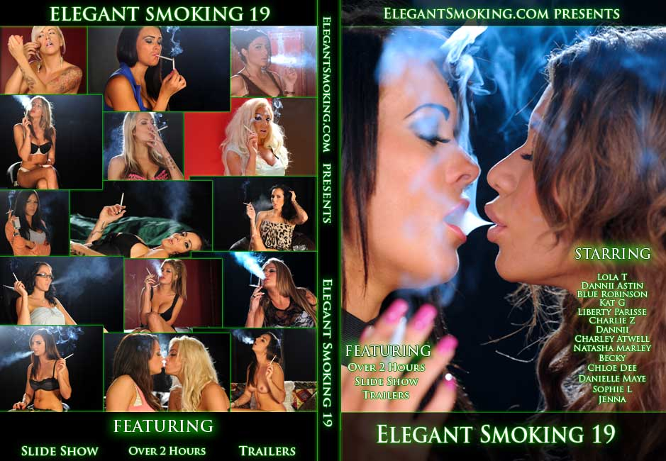 Video Preview - Elegant Smoking 19