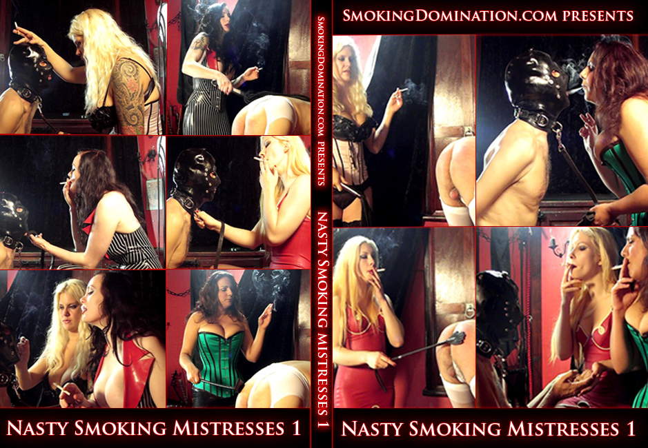Video Preview - Nasty Smoking Mistresses 1