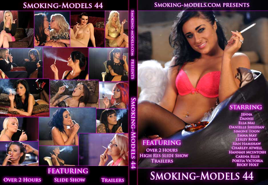 Video Preview - Smoking-Models 44