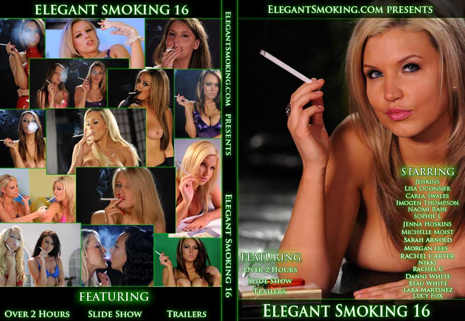 Video Preview - Elegant Smoking 16